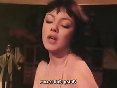 Blowjob Cunnilingus Hairy Old and Young Vintage