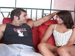 Ass Licking Blowjob Brunette Creampie Teen