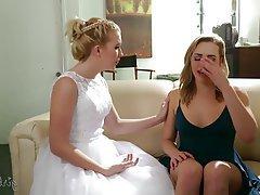 Big Butts Blonde Cunnilingus Lesbian Small Tits