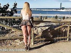 Amateur Big Butts Public MILF Masturbation