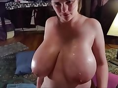 Big Boobs Cumshot