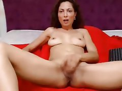 Amateur Masturbation MILF Webcam