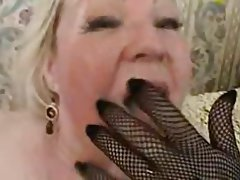 BBW Italian Blonde MILF