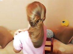 Amateur Blonde Webcam