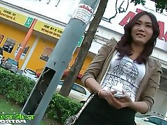 Amateur Asian Facial Thai Big Cock