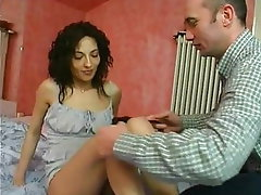 Anal Brunette Old and Young French Small Tits