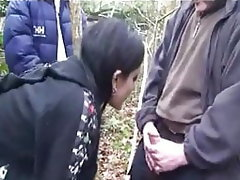 Amateur Cumshot British Outdoor Doggystyle