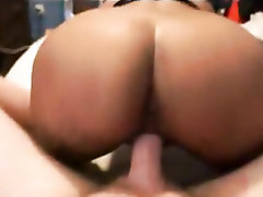 Ebony POV Teen Amateur
