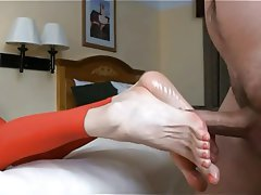 Amateur Foot Fetish Old and Young